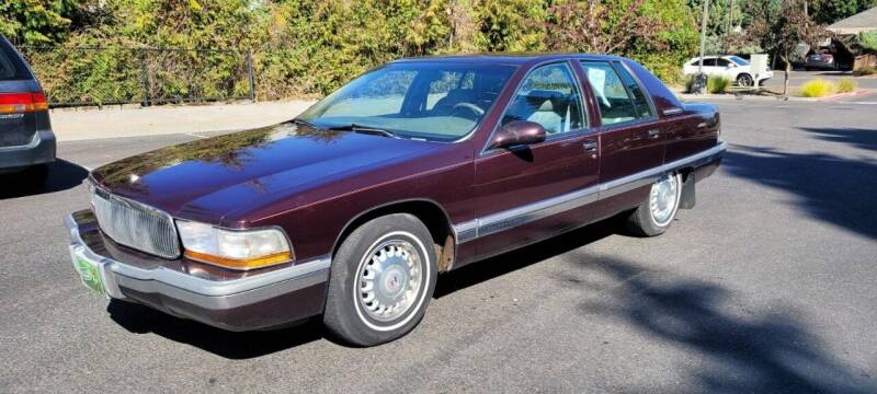 1995 Buick Roadmaster for sale at TOP Auto BROKERS LLC in Vancouver WA