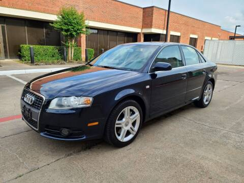 2008 Audi A4 for sale at DFW Autohaus in Dallas TX