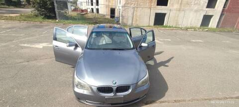 2008 BMW 5 Series for sale at Bluesky Auto in Bound Brook NJ