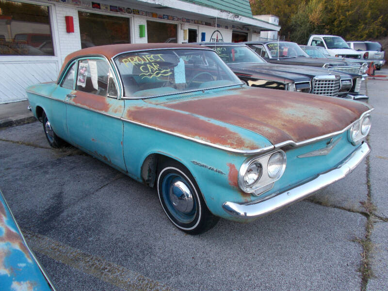 1960 Chevrolet Corvair for sale at Governor Motor Co in Jefferson City MO
