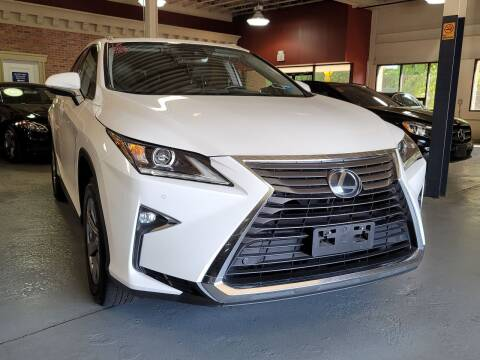 2018 Lexus RX 350L for sale at AW Auto & Truck Wholesalers  Inc. in Hasbrouck Heights NJ