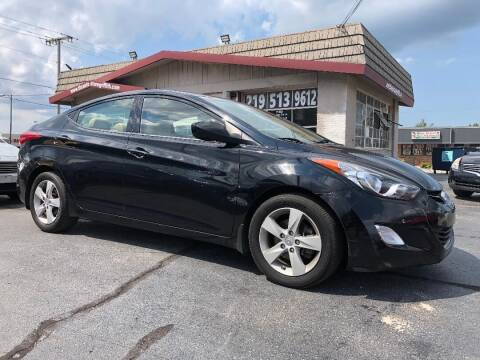 2013 Hyundai Elantra for sale at The Auto Store in Griffith IN