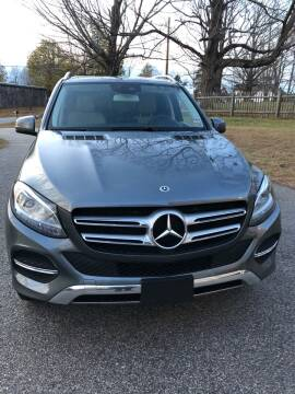 2018 Mercedes-Benz GLE for sale at Dave's Garage Inc in Hampton NH