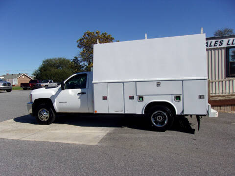 2013 Chevrolet Silverado 3500HD CC for sale at Swanny's Auto Sales in Newton NC