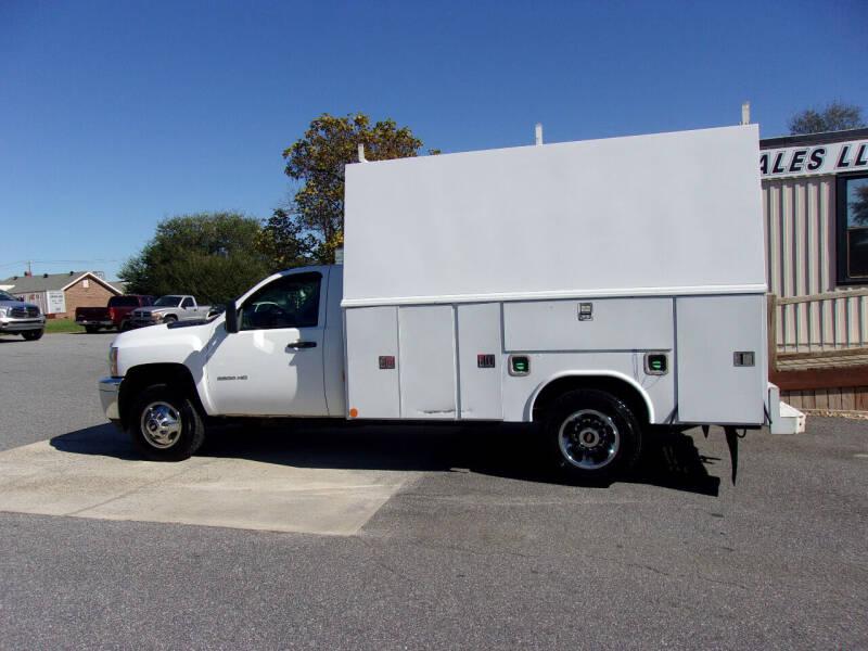 2013 Chevrolet Silverado 3500HD CC for sale at Swanny's Auto Sales in Newton NC