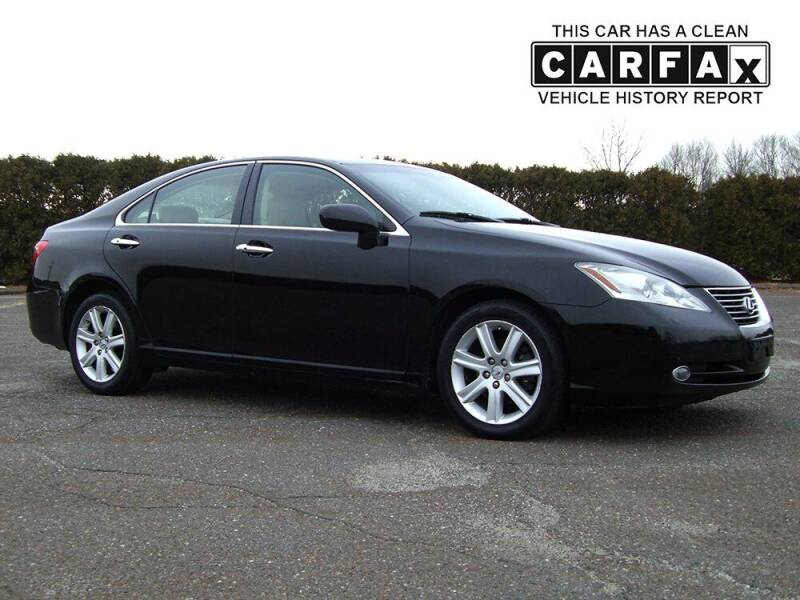 2008 Lexus ES 350 for sale at Atlantic Car Company in East Windsor CT