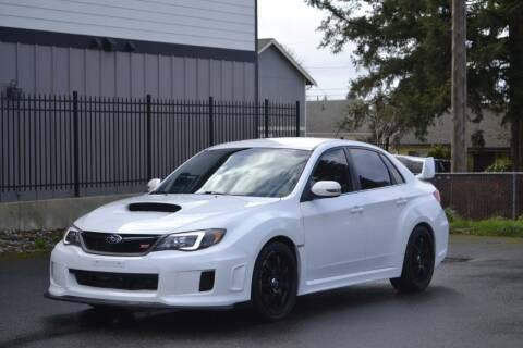 2013 Subaru Impreza for sale at Skyline Motors Auto Sales in Tacoma WA