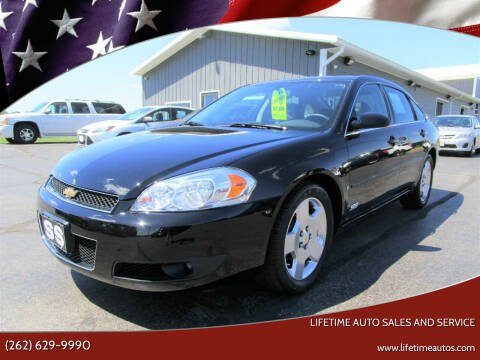 2006 Chevrolet Impala for sale at Lifetime Auto Sales and Service in West Bend WI