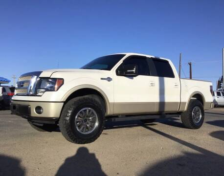 2010 Ford F-150 for sale at SPEND-LESS AUTO in Kingman AZ