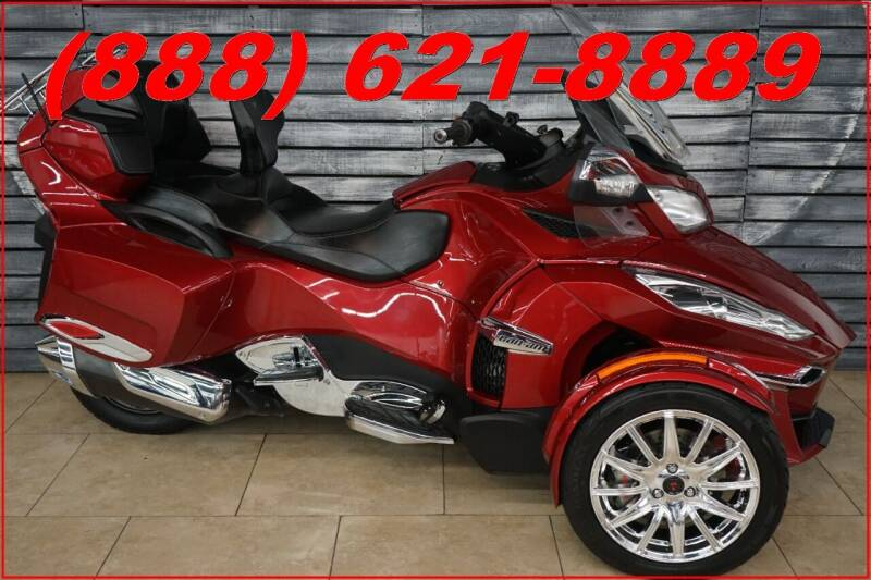 2015 Can-Am Spyder for sale at Motomaxcycles.com in Mesa AZ