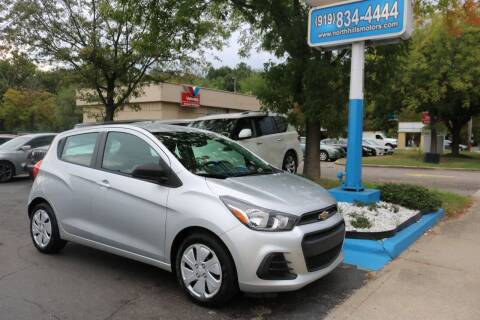 2017 Chevrolet Spark for sale at North Hills Motors in Raleigh NC