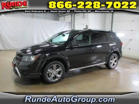 2017 Dodge Journey for sale at Runde Chevrolet in East Dubuque IL