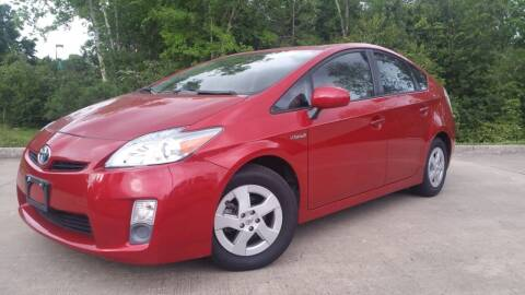 2010 Toyota Prius for sale at Houston Auto Preowned in Houston TX