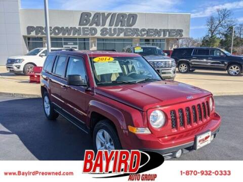 2014 Jeep Patriot for sale at Bayird Truck Center in Paragould AR