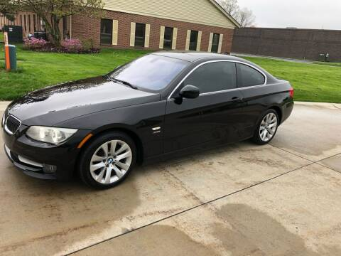 2012 BMW 3 Series for sale at Renaissance Auto Network in Warrensville Heights OH