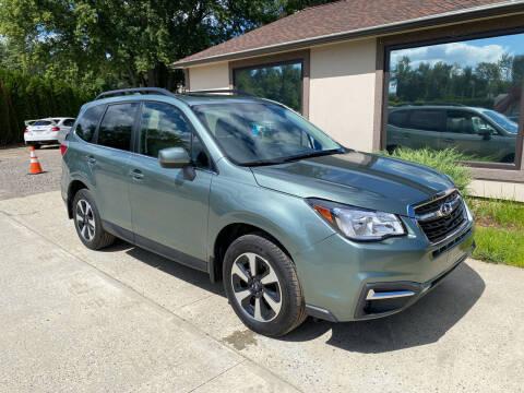 2017 Subaru Forester for sale at VITALIYS AUTO SALES in Chicopee MA