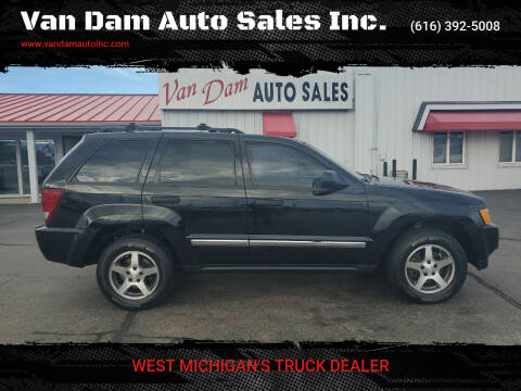 2005 Jeep Grand Cherokee for sale at Van Dam Auto Sales Inc. in Holland MI