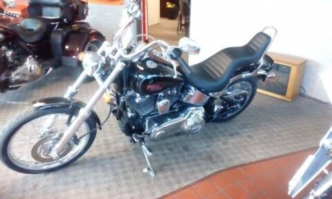 2007 Harley-Davidson FXSTC Softail Custom for sale at Jim Clark Auto World in Topeka KS