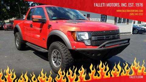 2011 Ford F-150 for sale at Falleti Motors, Inc.  est. 1976 in Batavia NY