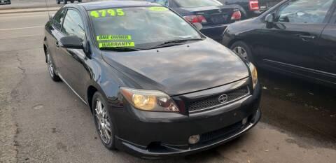 2007 Scion tC for sale at TC Auto Repair and Sales Inc in Abington MA