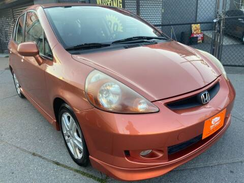 2008 Honda Fit for sale at TOP SHELF AUTOMOTIVE in Newark NJ