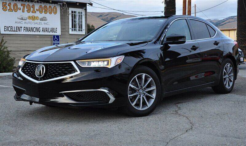 2019 Acura TLX for sale at AMC Auto Sales, Inc. in Fremont CA