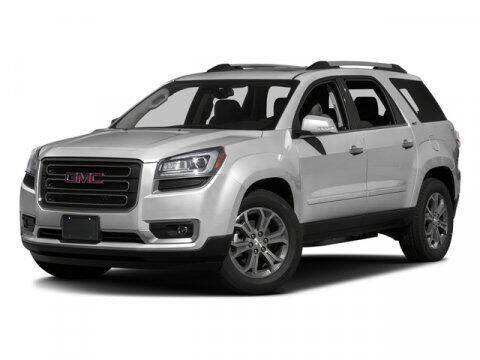 2016 GMC Acadia for sale at CarZoneUSA in West Monroe LA