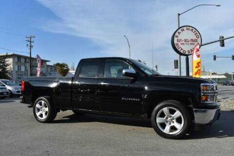2015 Chevrolet Silverado 1500 for sale at San Mateo Auto Sales in San Mateo CA