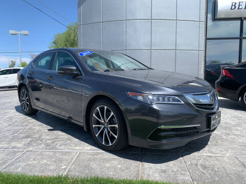 2016 Acura TLX for sale at Berge Auto in Orem UT