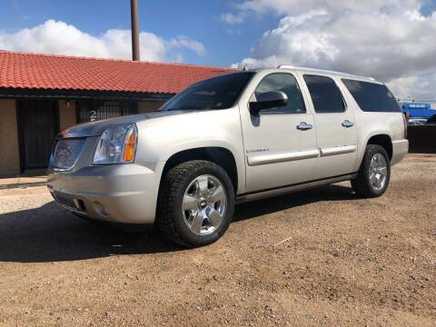 2007 GMC Yukon XL for sale at SPEND-LESS AUTO in Kingman AZ