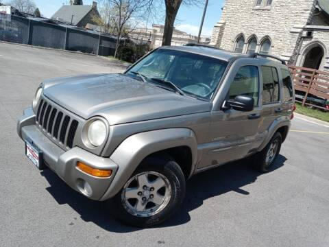 2003 Jeep Liberty for sale at Your Car Source in Kenosha WI