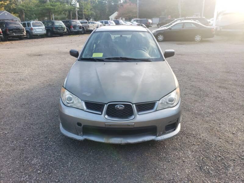 2007 Subaru Impreza for sale at 1st Priority Autos in Middleborough MA