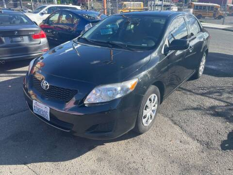 2010 Toyota Corolla for sale at SNS AUTO SALES in Seattle WA