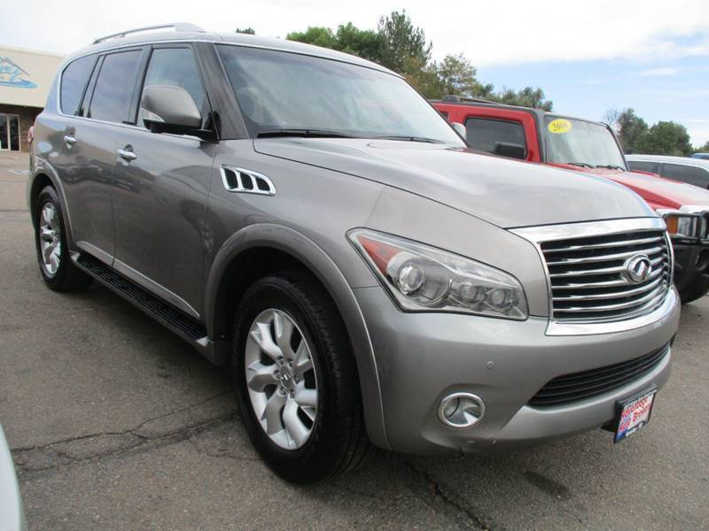 2011 Infiniti QX56 for sale at Advantage Auto Brokers Inc in Greeley CO