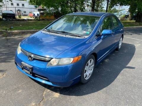 2008 Honda Civic for sale at Car Plus Auto Sales in Glenolden PA