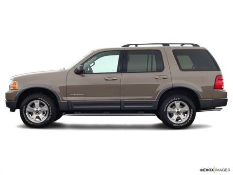 2004 Ford Explorer for sale at CHAPARRAL USED CARS in Piney Flats TN