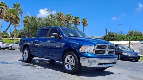 2009 Dodge Ram Pickup 1500 for sale at Select Autos Inc in Fort Pierce FL