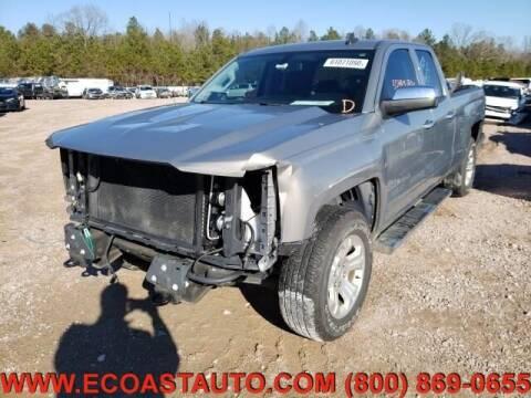 2017 Chevrolet Silverado 1500 for sale at East Coast Auto Source Inc. in Bedford VA