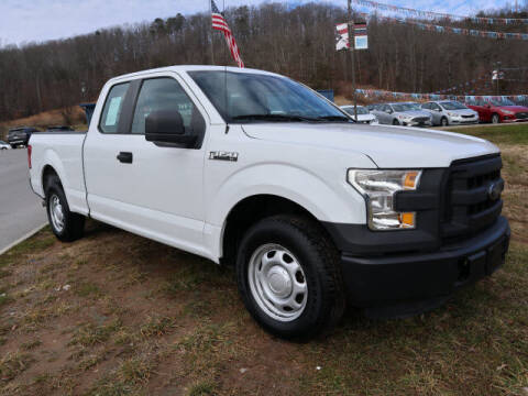 2015 Ford F-150 for sale at Viles Automotive in Knoxville TN