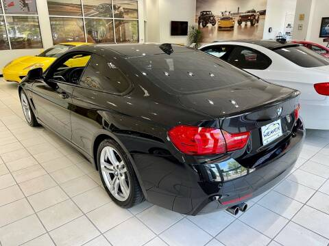 2014 BMW 4 Series for sale at Weaver Motorsports Inc in Cary NC
