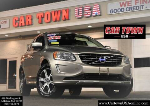 2015 Volvo XC60 for sale at Car Town USA in Attleboro MA