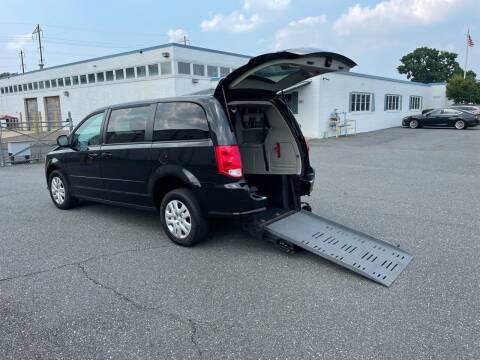2014 Dodge Grand Caravan for sale at State Road Truck Sales in Philadelphia PA