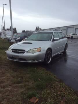 2006 Subaru Legacy for sale at Atlas Automotive Sales in Hayden ID