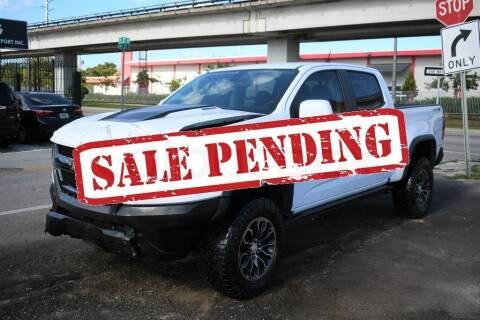2017 Chevrolet Colorado for sale at STS Automotive - Miami, FL in Miami FL