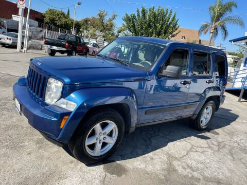 2009 Jeep Liberty for sale at Olympic Motors in Los Angeles CA