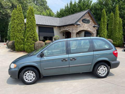 2006 Dodge Caravan for sale at Hoyle Auto Sales in Taylorsville NC