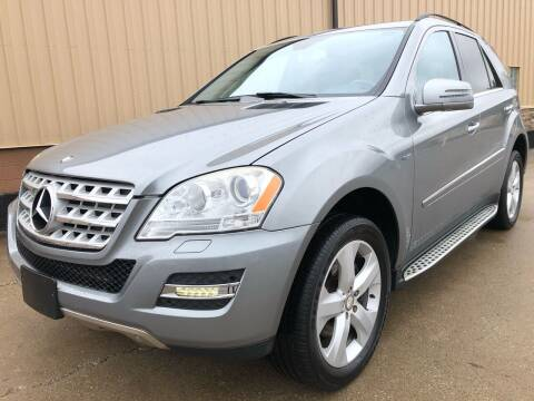 2011 Mercedes-Benz M-Class for sale at Prime Auto Sales in Uniontown OH