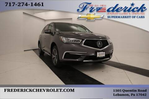 2018 Acura MDX for sale at Lancaster Pre-Owned in Lancaster PA