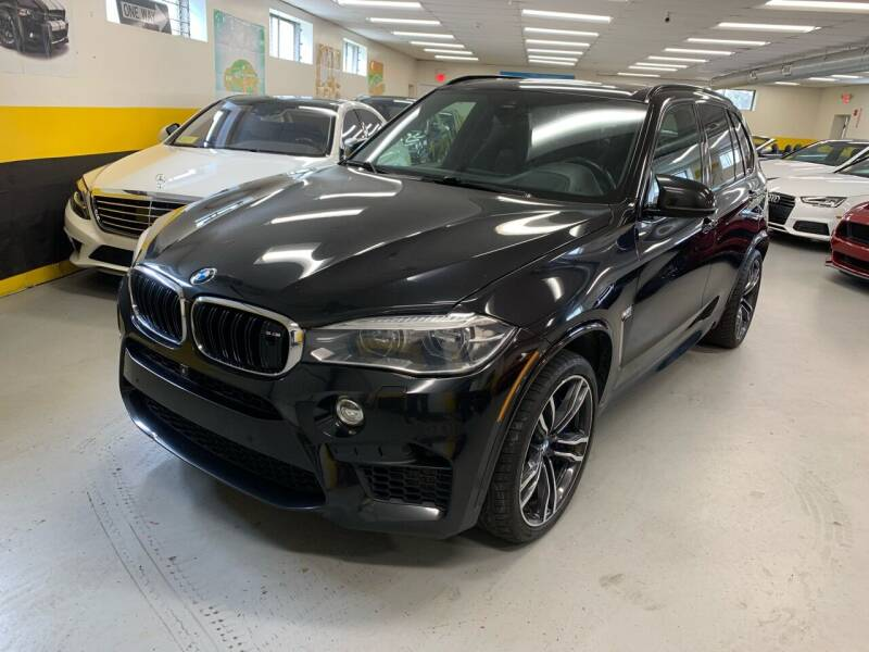 2016 BMW X5 M for sale at Newton Automotive and Sales in Newton MA
