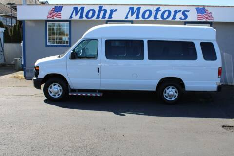2014 Ford E-Series Cargo for sale at Mohr Motors in Salem OR